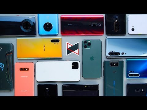 iPhone 11 Pro took out in the first round of MKBHD's blind cell phone camera test