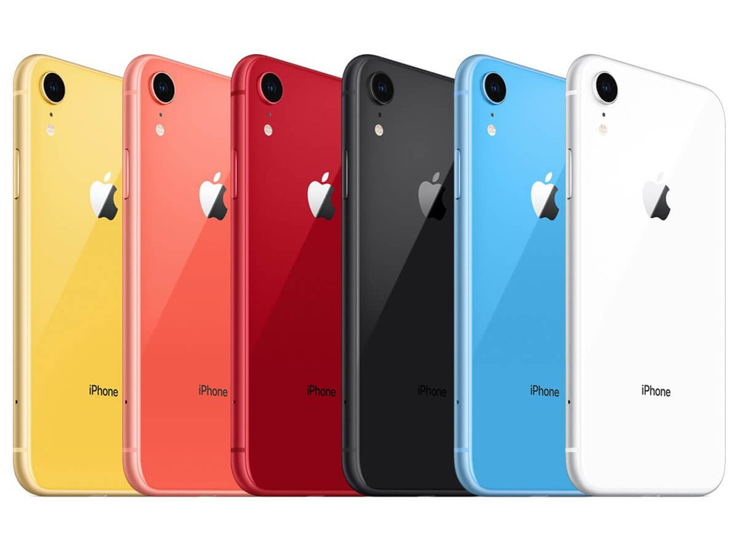 Apple's iPhone XR surpassed each other cell phone each quarter since launch