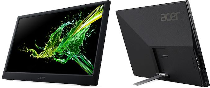 Acer Launches Cheap USB-C Monitor for Laptops