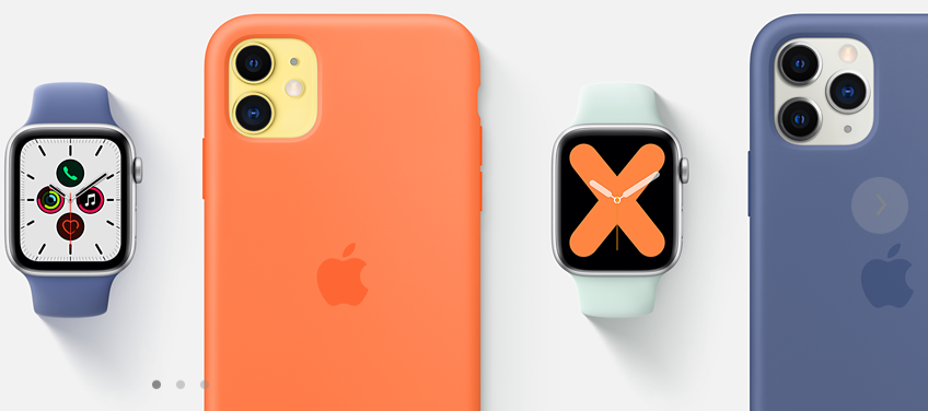 Apple introductions new Apple Watch Sport Bands and silicone iPhone cases for summer